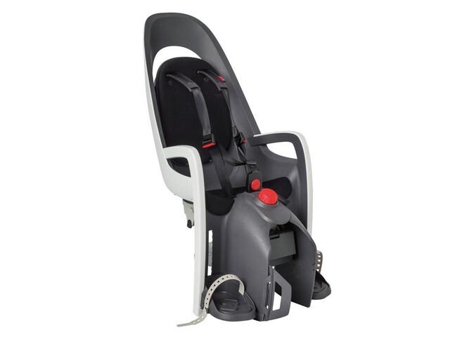 Hamax Caress Kids Bicycle Seat rack grey/white